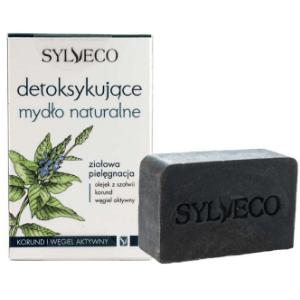 Detoksykujące mydło naturalne Sylveco - Perfumeria Internetowa DrogeriaPremium.pl