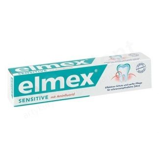 Elmex Sensitive - Pasta do zębów DrogeriaPremium.pl