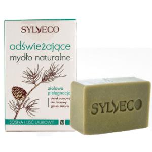 Odświeżające mydło naturalne Sylveco - Perfumeria Internetowa DrogeriaPremium.pl