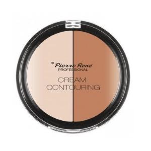 Paleta do konturowania twarzy Pierre Rene Cream Contouring - Perfumeria internetowa DrogeriaPremium.pl