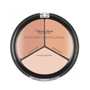 Paleta do konturowania twarzy Pierre Rene Powder Contouring - Perfumeria internetowa DrogeriaPremium.pl
