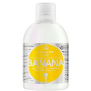 Szampon do włosów Kallos Banana - Perfumeria Internetowa DrogeriaPremium.pl