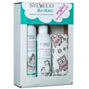 Zestaw dla dzieci Sylveco - Perfumeria Internetowa DrogeriaPremium.pl