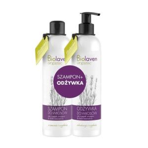 Zestaw do włosów Biolaven - Perfumeria Internetowa DrogeriaPremium.pl