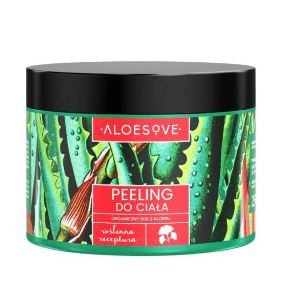 Peeling do ciała Aloesove - Perfumeria Internetowa DrogeriaPremium.pl