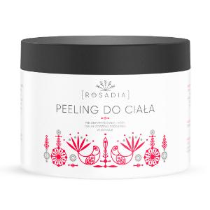 Peeling do ciała Rosadia - Perfumeria Internetowa DrogeriaPremium.pl