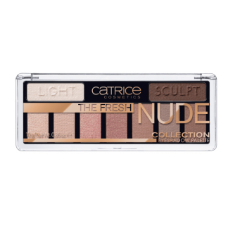 Paleta cieni Catrice The Blazing Bronze 010