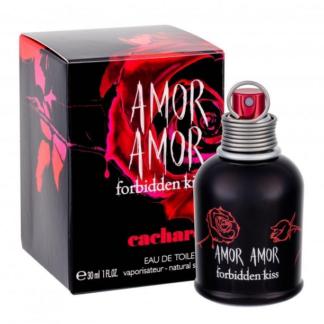 Cacharel Amor Amor Forbidden Kiss 30 ml, woda toaletowa dla kobiet