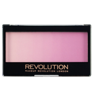 Makeup Revolution Gradient Highlighter Peach Mood Lights 12 g- rozświetlacz do twarzy