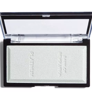 Makeup Revolution Platinum Ingot Highlighter 12 g- rozświetlacz do twarzy