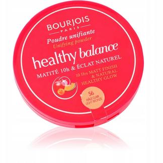BOYRJOIS Healthy Balance Unifying power Prasowany puder 56 Light Bronze